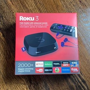 Roku 3 - easy set up for streaming